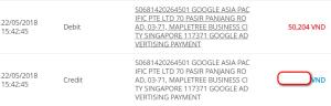 Nhận tiền từ Google Adsense qua Bank